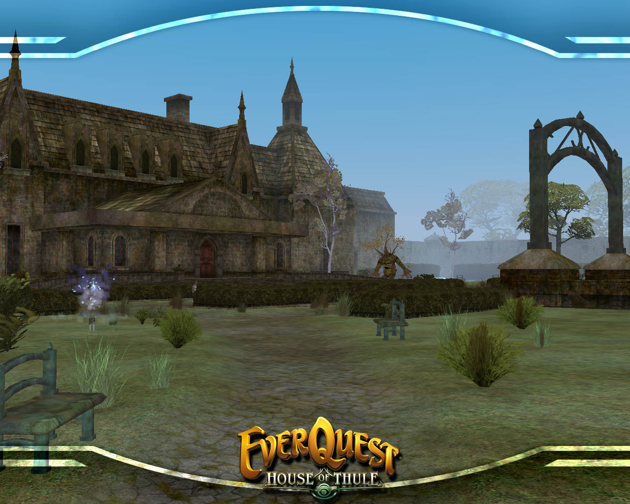 House Of Thule Preview The Grounds And The Well Everquest