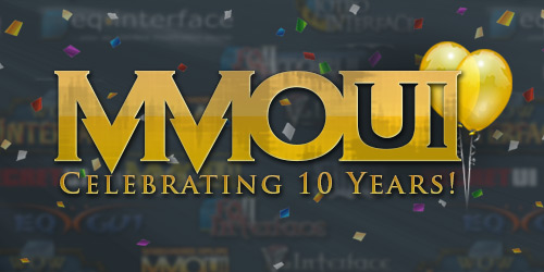 Happy Anniversary MMOUI