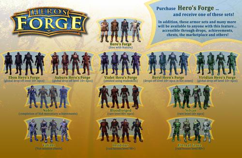 Hero\'s Forge