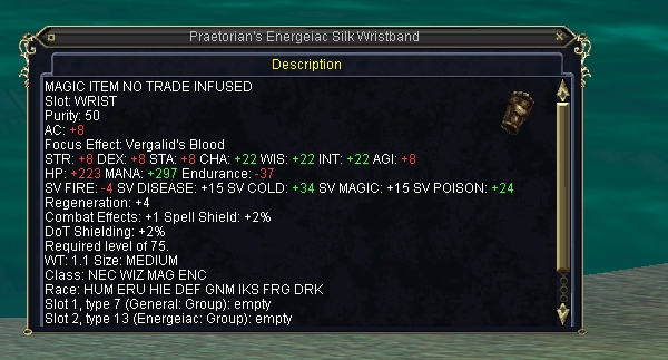 What's new in The Buried Sea, Energeian Power Source Items
