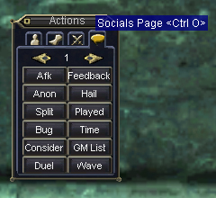 Tip of the Week – Hotbars, Hotbuttons, and Socials    Oh My! | EverQuest